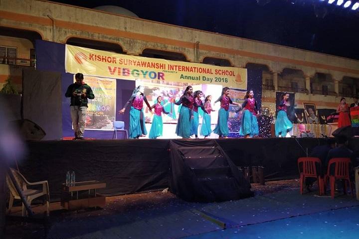 Kishor Suryawanshi International School-Farewell