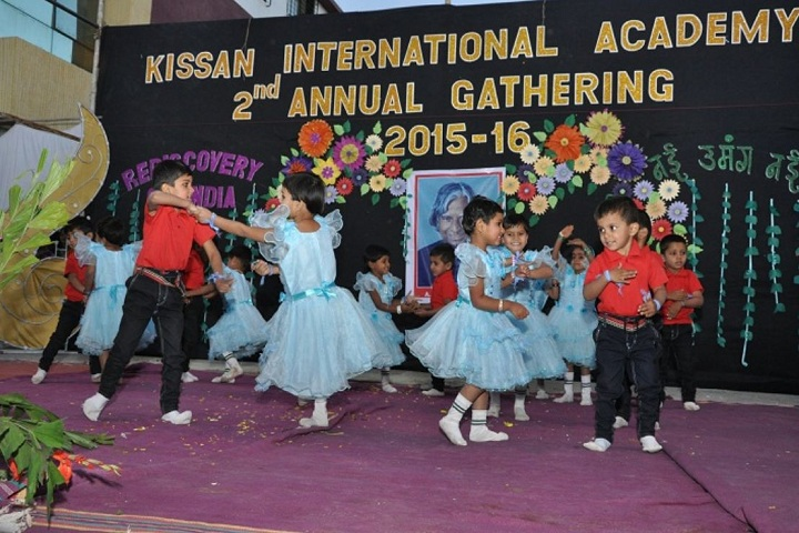 Kissan International School-Dance