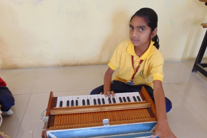 Kissan International School-Music