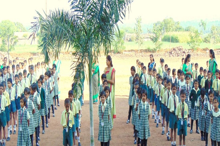 Kissan International School-Assembly