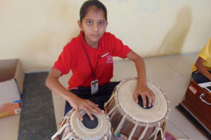 Kissan International School-Music Room