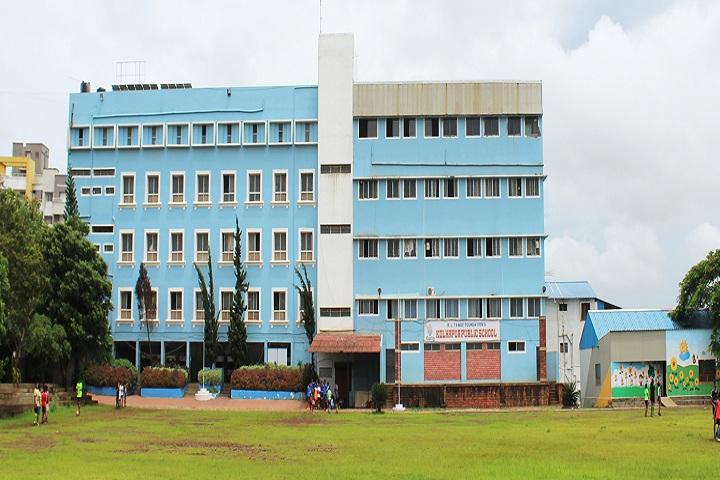 Kolhapur Public School-Campus-View