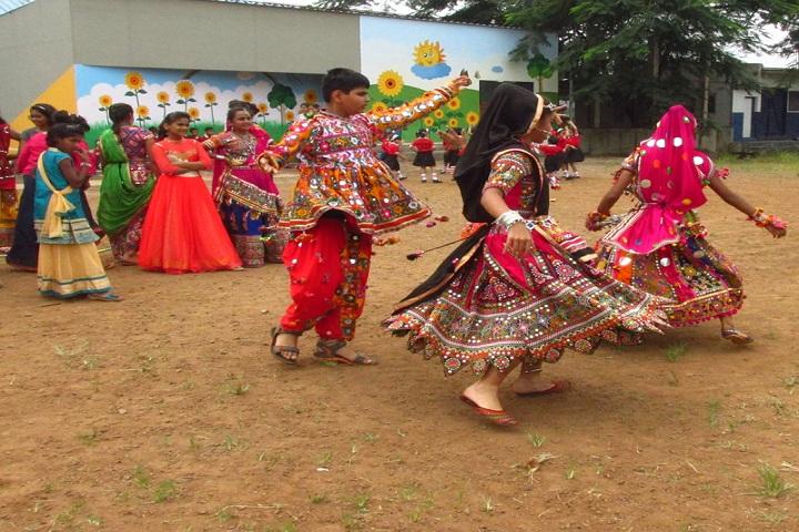 Kolhapur Public School-Events dance