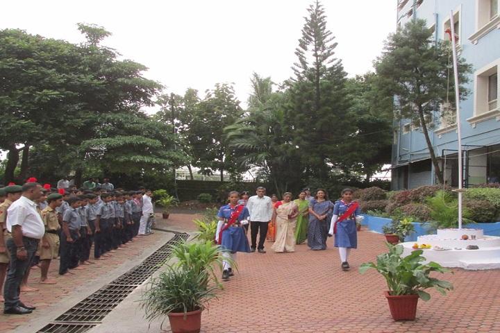 Kolhapur Public School-Events independance day