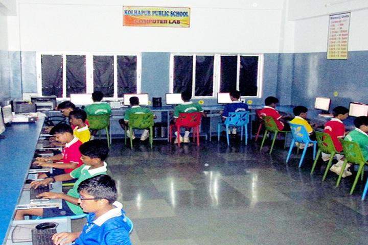 Kolhapur Public School-IT-Lab