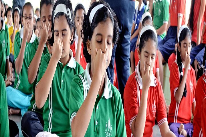 Kolhapur Public School-Others yoga