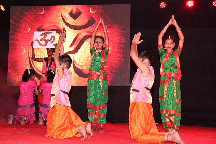 Kranti International Public School-Events dance