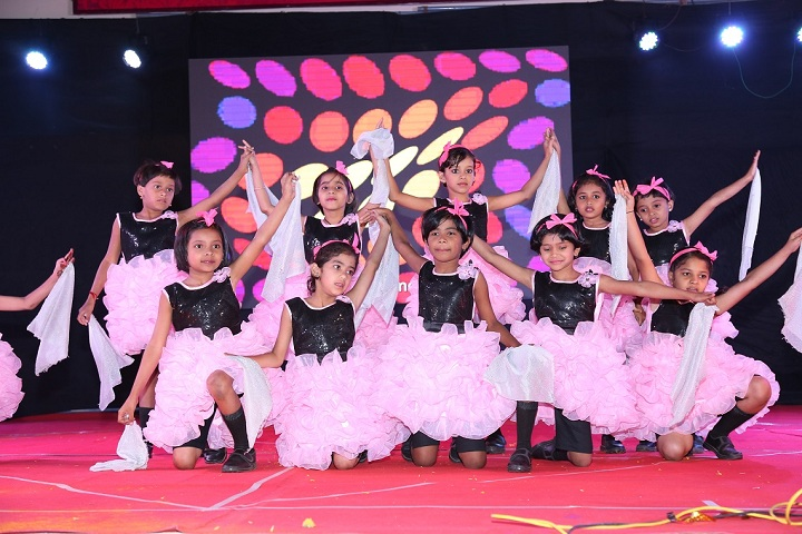Kranti International Public School-Events programme