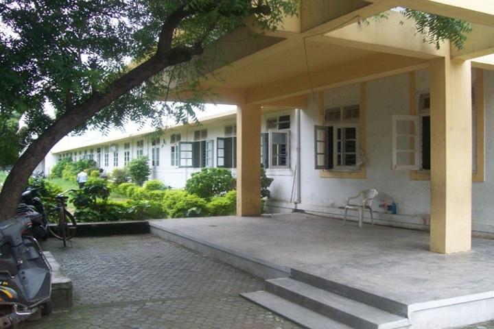 Kurveys New Model Public School-Campus view