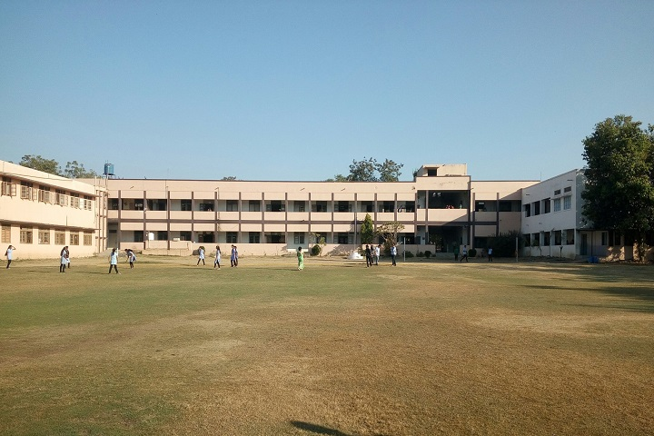 Kurveys New Model Public School-Campus