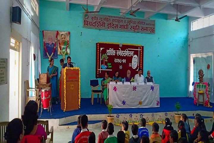Kurveys New Model Public School-Meeting