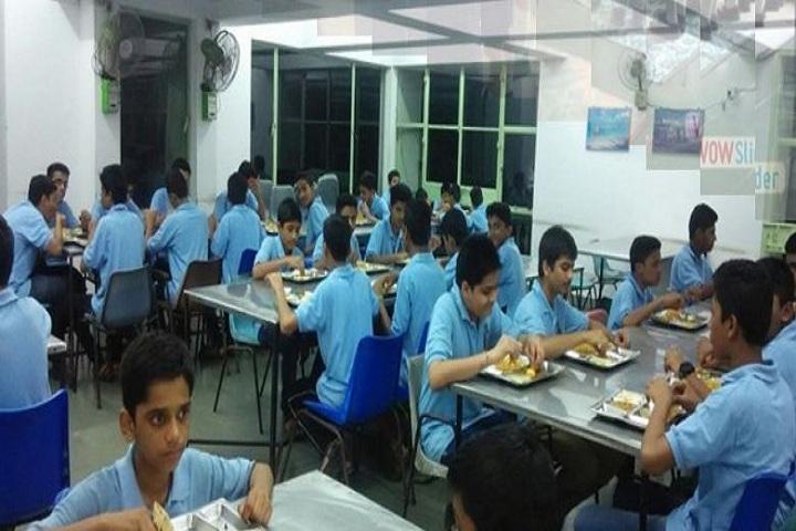 Lady Khatun Marium School-Cafeteria