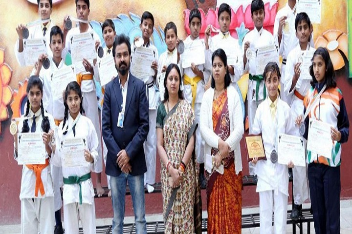 Lalitha Public School-Achievment
