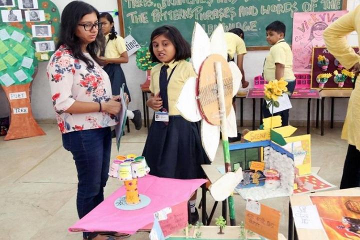 Lalitha Public School-Exbhision