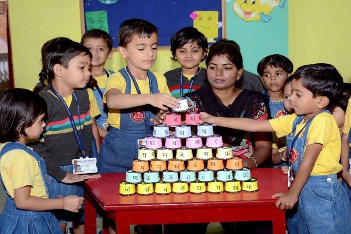 Lalitha Public School-Kids area