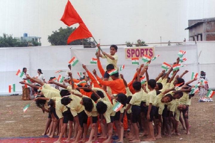 Lalitha Public School-Republic Day