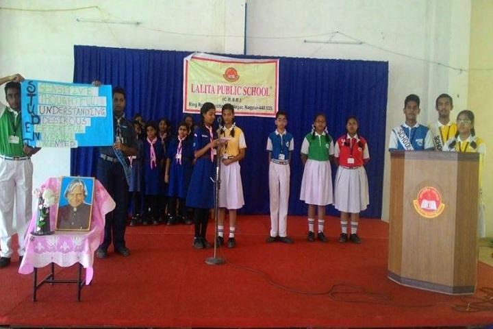 Lalitha Public School-Singing