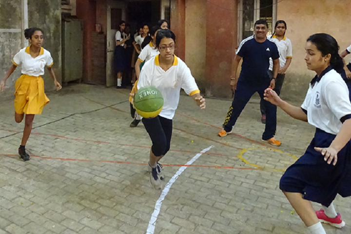 Lok Puram Public School-Basket Ball