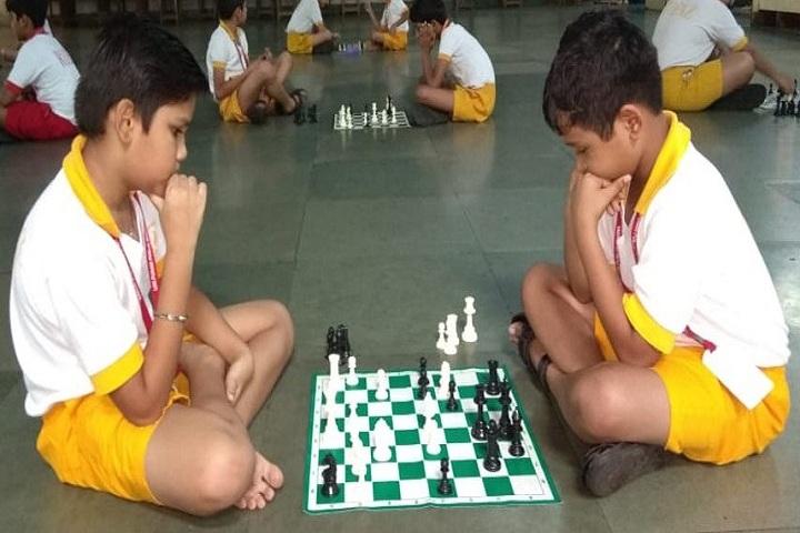 Lok Puram Public School-Chess