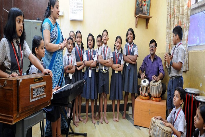 Lok Puram Public School-Music room