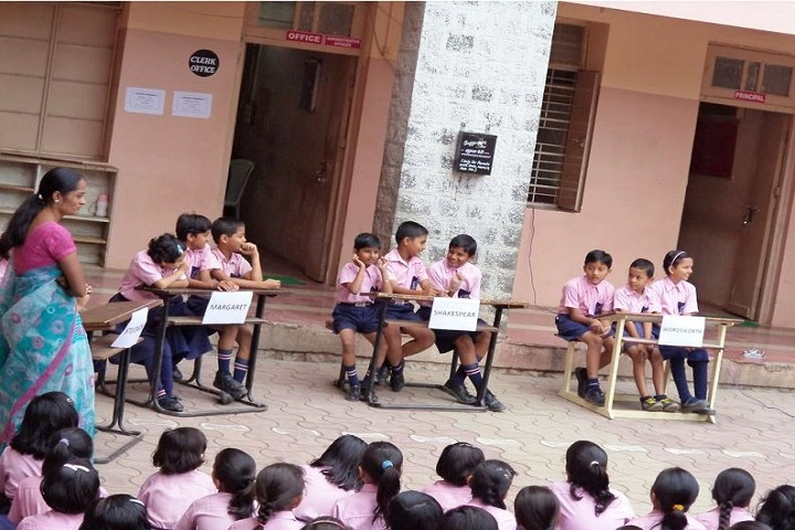 Loknetevyankatrao Hiray Academy CBSE-Activity