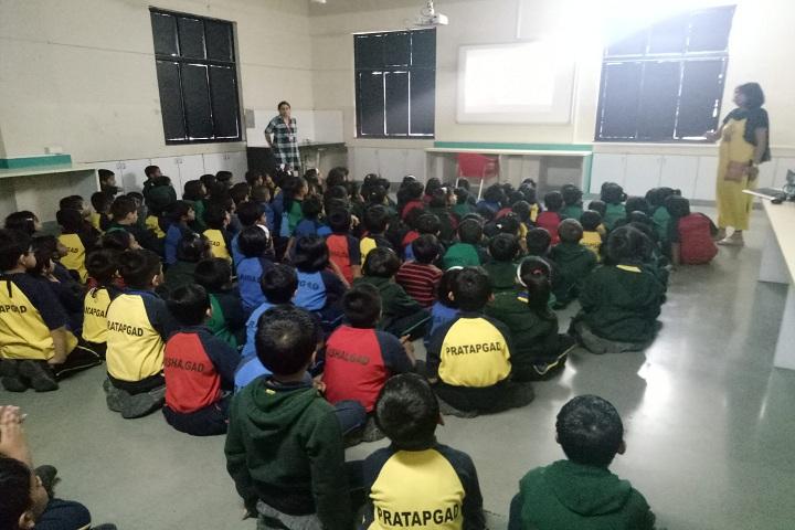 Lokseva Eschool-Classroom