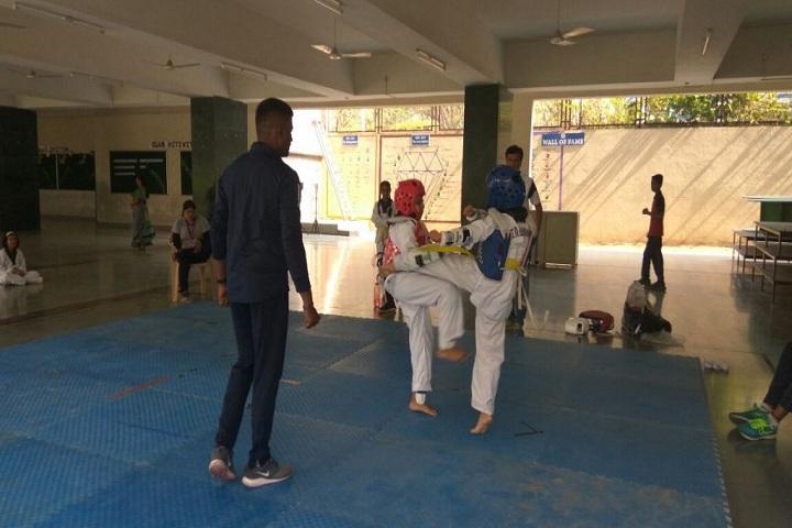 Lokseva Eschool-Karate