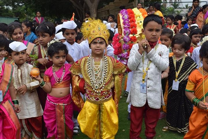Maeers Vishwashanti Gurukul School-Festivals-Celebrations