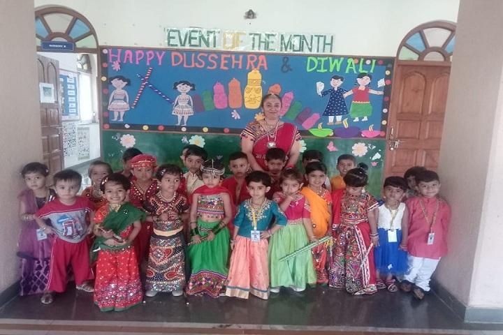 Maeers Vishwashanti Gurukul School-Festivals