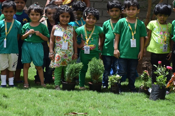 Maeers Vishwashanti Gurukul School-Green Day