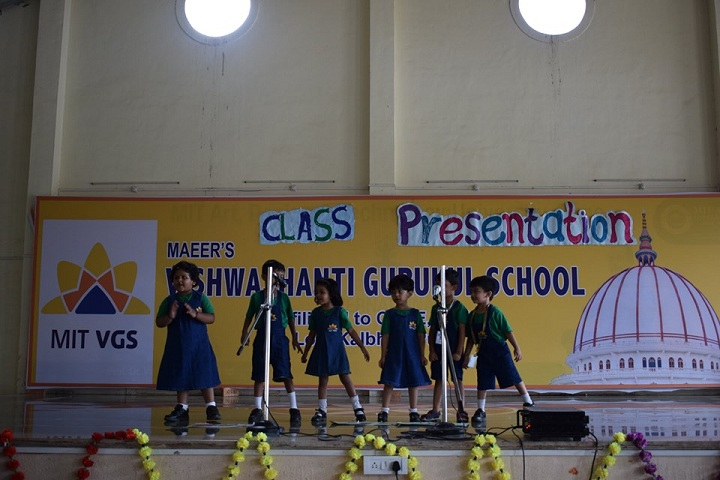 Maeers Vishwashanti Gurukul School-Kids