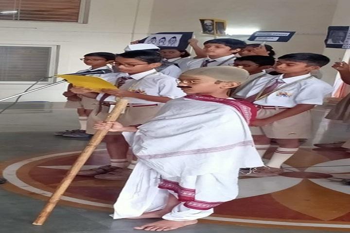 Maeers Vishwashanti Gurukul School-Singing