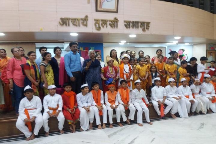 Mahapragya Public School-Students