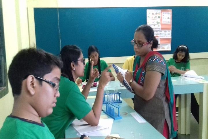 Mahapragya Public School-Chemistry Lab