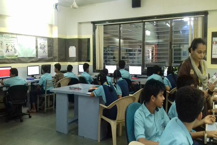 Mahapragya Public School-Computer Lab