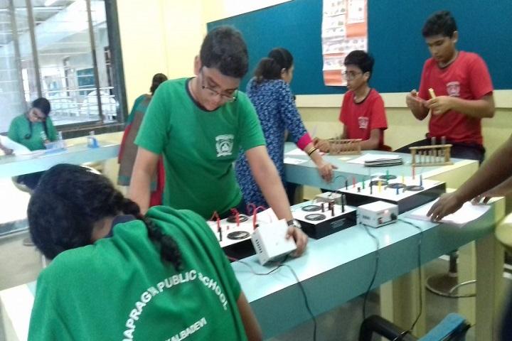 Mahapragya Public School-Physics Lab