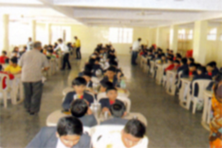 Maharashtra Public School-Dinning Hall