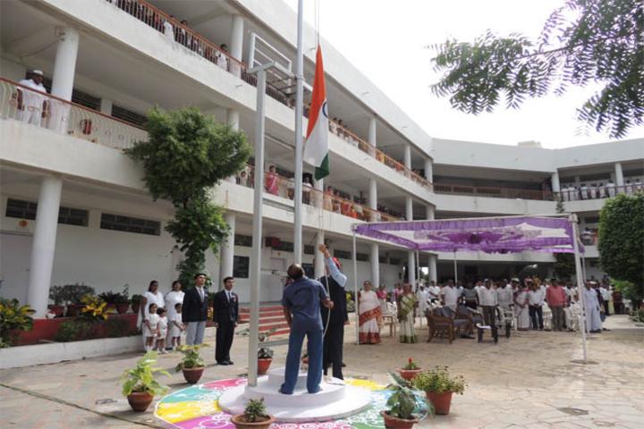 Maharashtra Public School-Independence Day Celebration
