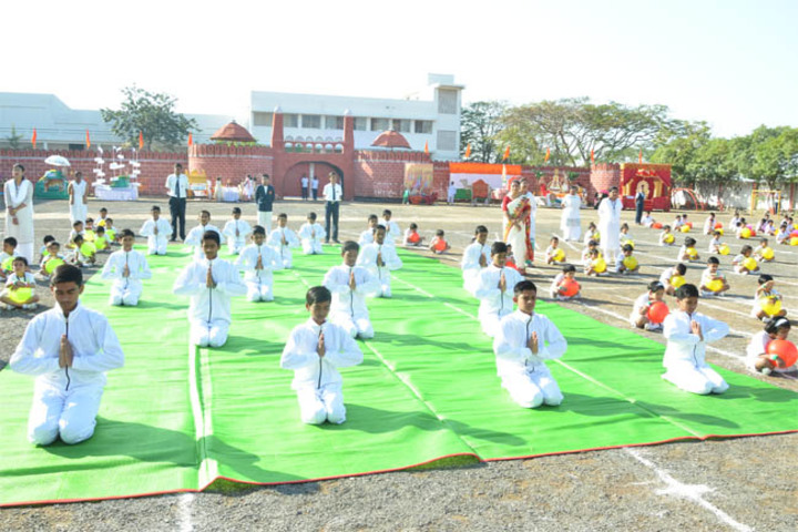 Maharashtra Public School-Republic Day Celebration
