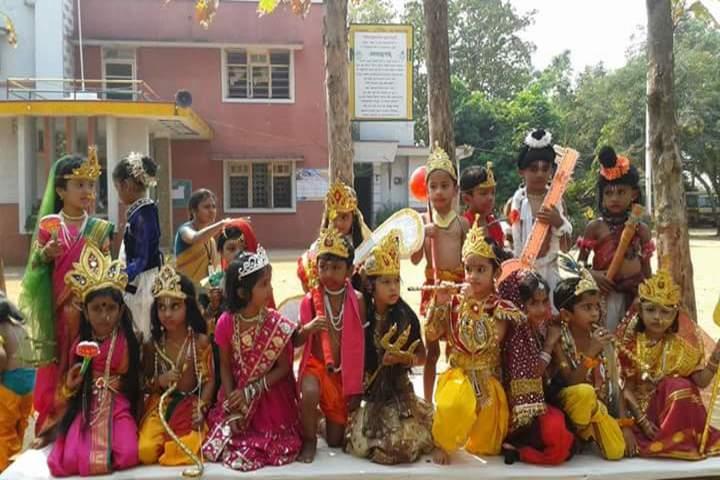 Maharishi Vidya Mandir-Krishnastami Celebrations