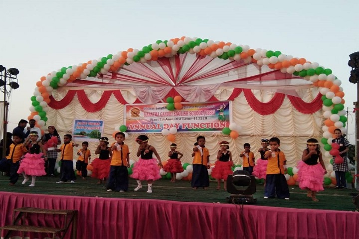 Mahatma Gandhi English School-Events