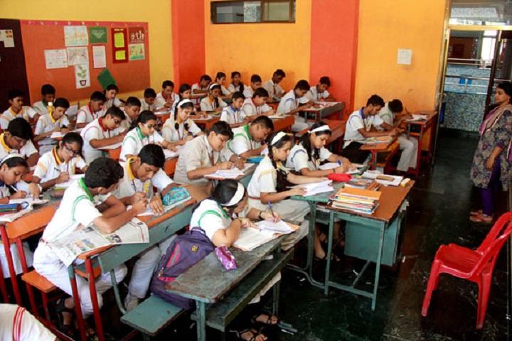 Mahatma International School-Class
