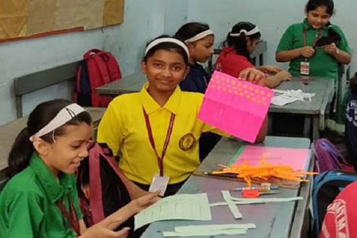 Mahatma International School-Activity