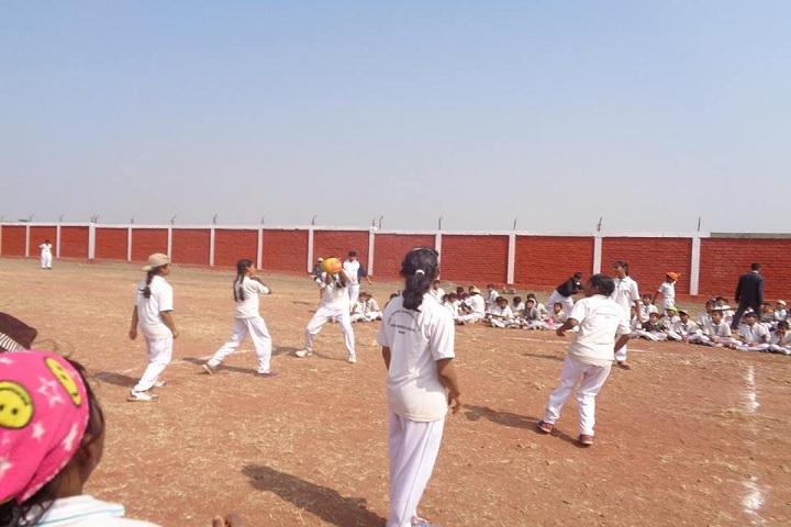 Mahavir English School-Games