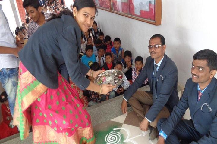 Mahavir English School-Rakhi