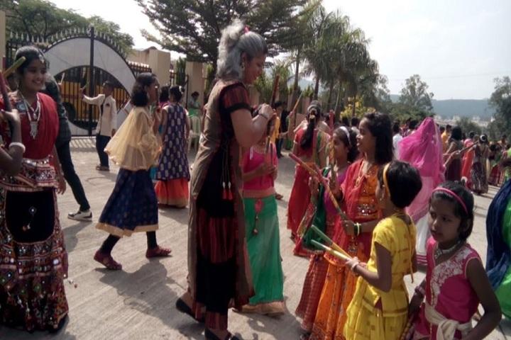 Mamasaheb Khandge English Medium School-Festivals