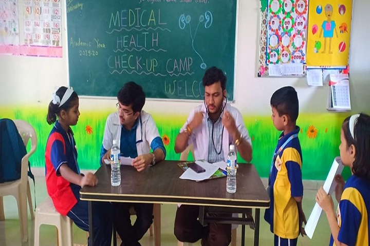Mamasaheb Khandge English Medium School-Medical