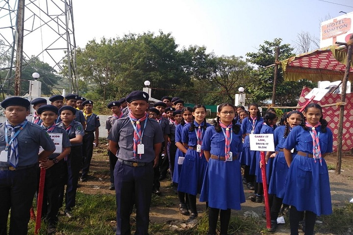 Mamasaheb Khandge English Medium School-NCC