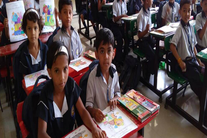Mamasaheb Khandge English Medium School-Classroom