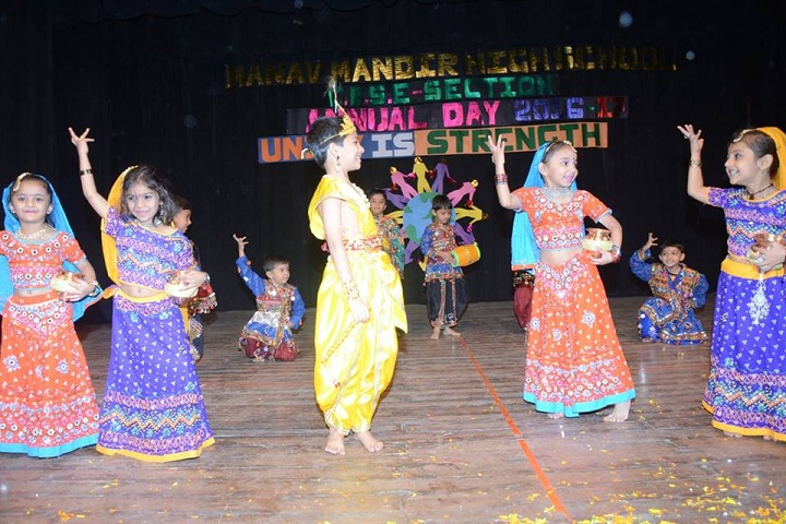 Manav Mandirs Smt Nandkumar Rasiklal P Seth Multipurpose High School-Festivals